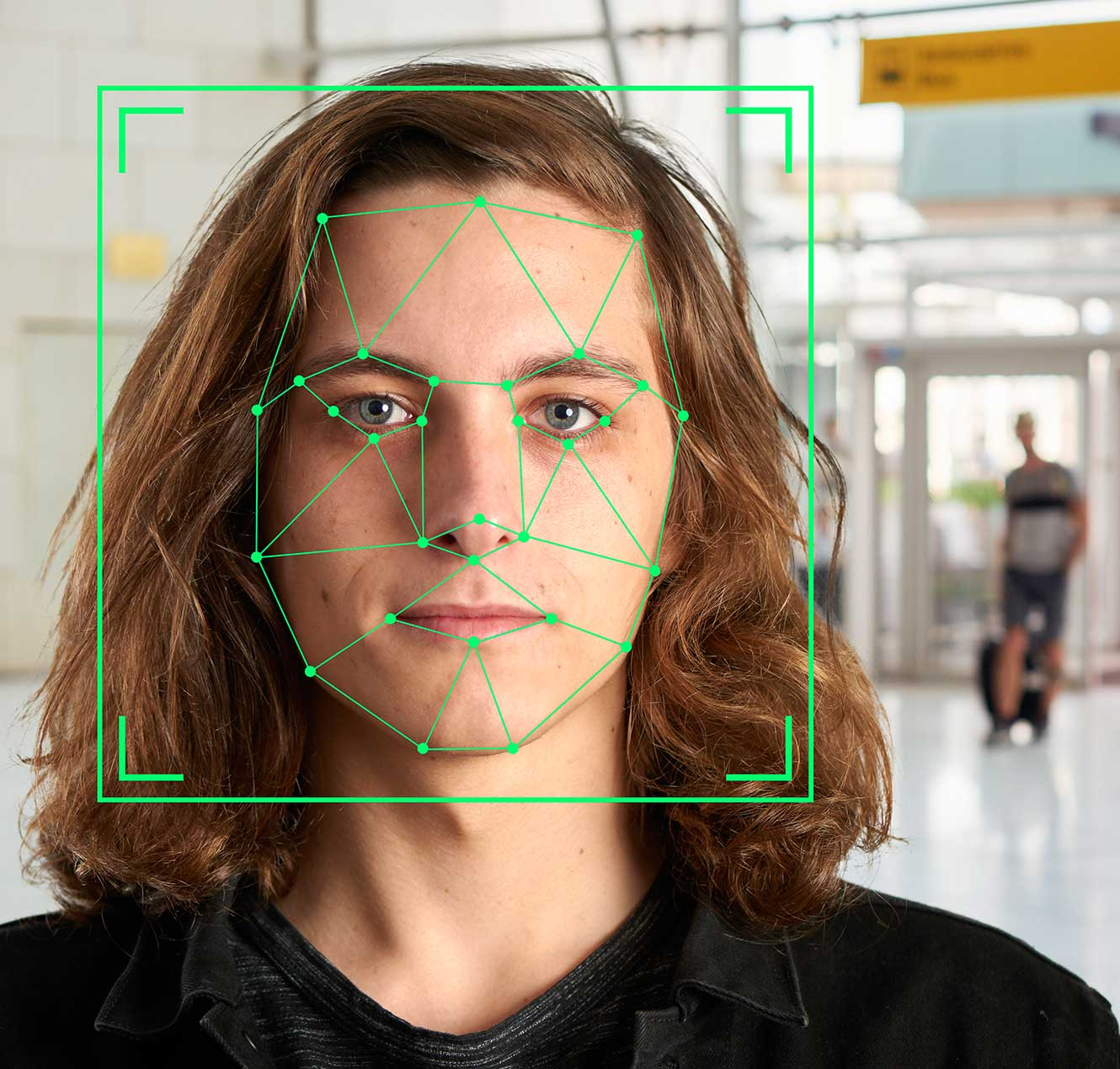 Facial recognition-based attendance system