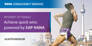 Achieve quick wins in IoT with SAP HANA