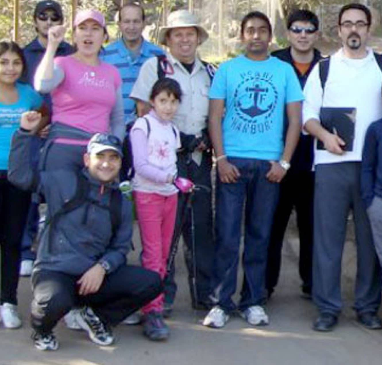TCS Communitiny Initiatives in Latin America under CSR