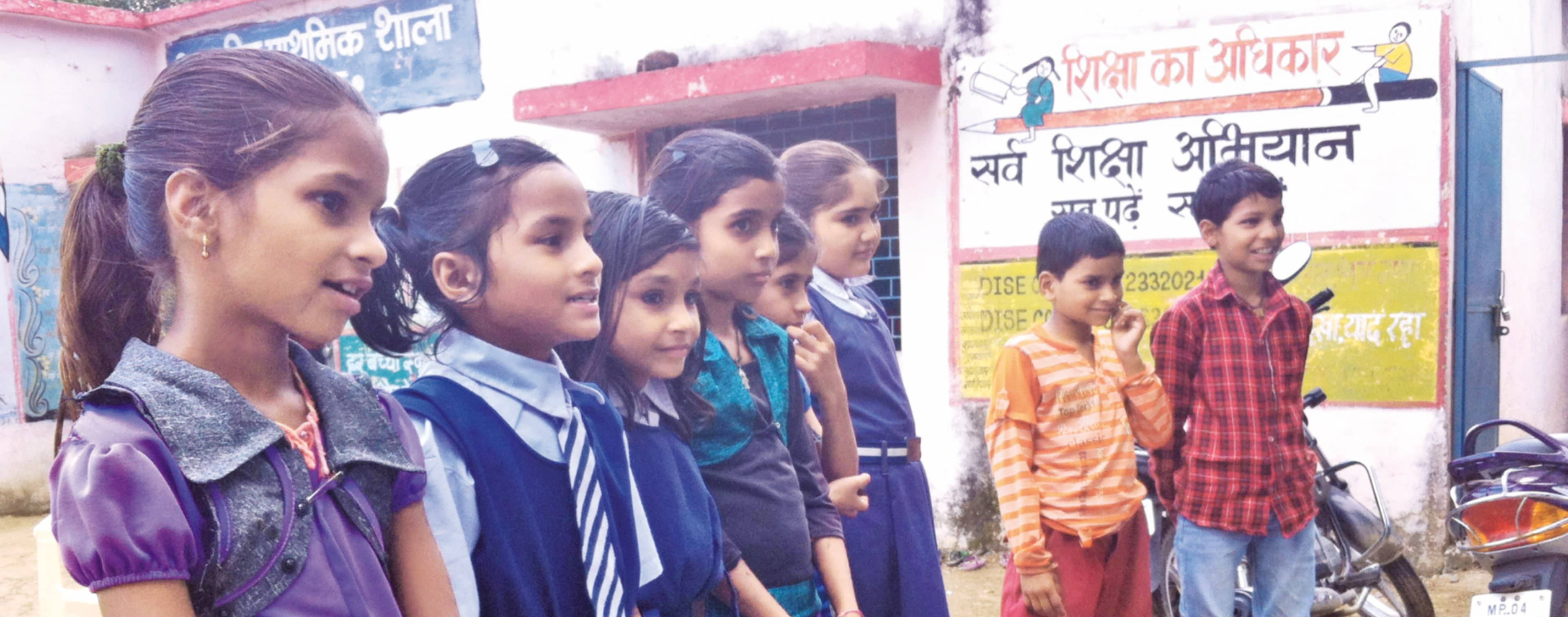 "TCS Contributes to ""Clean India Clean School"""