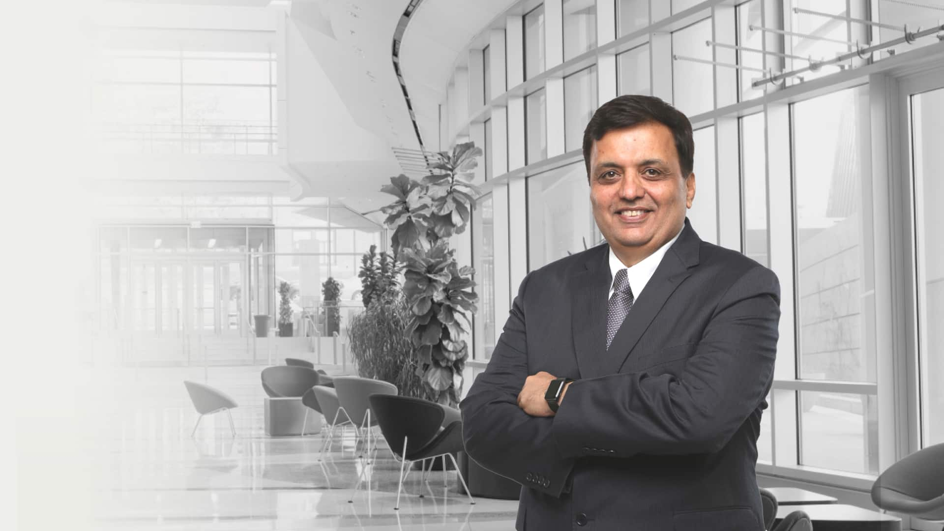 Milind Lakkad - EVP and Global Head, Human Resources