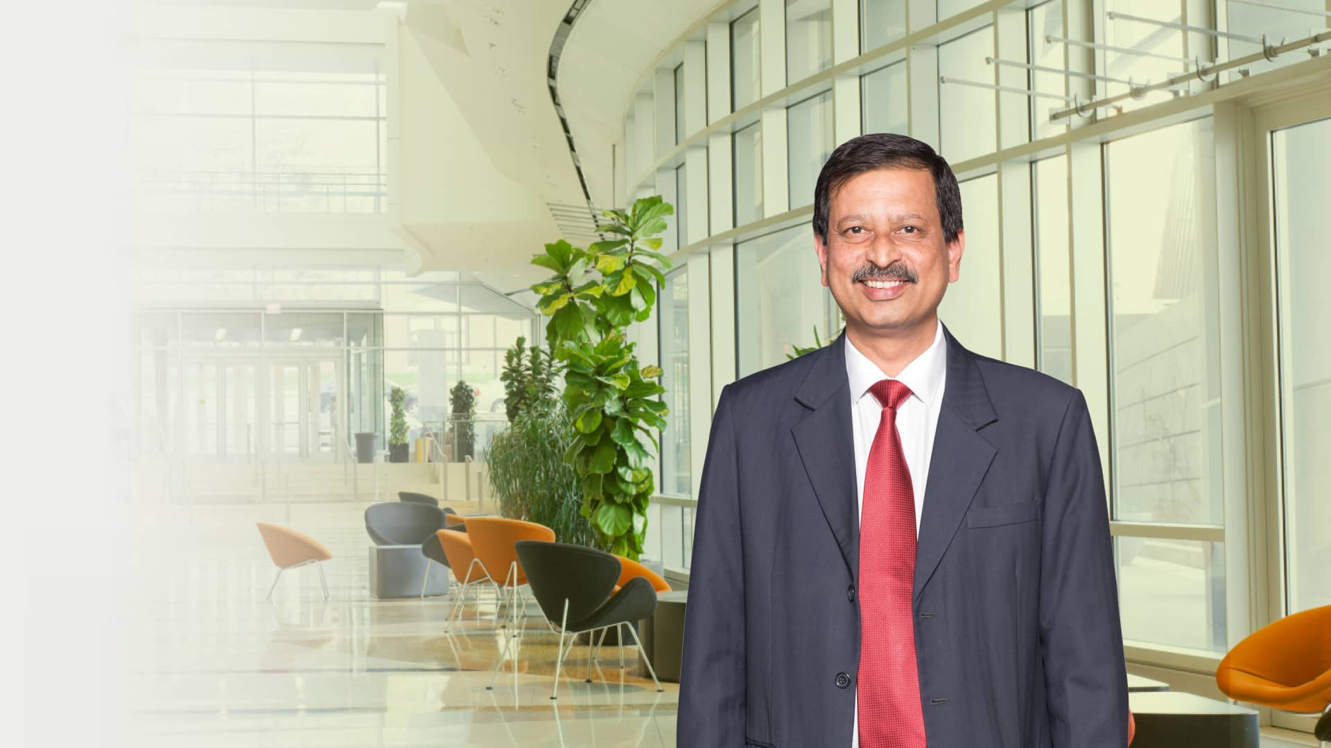 Ajoyendra Mukherjee - EVP and Head, Global Human Resources, TCS