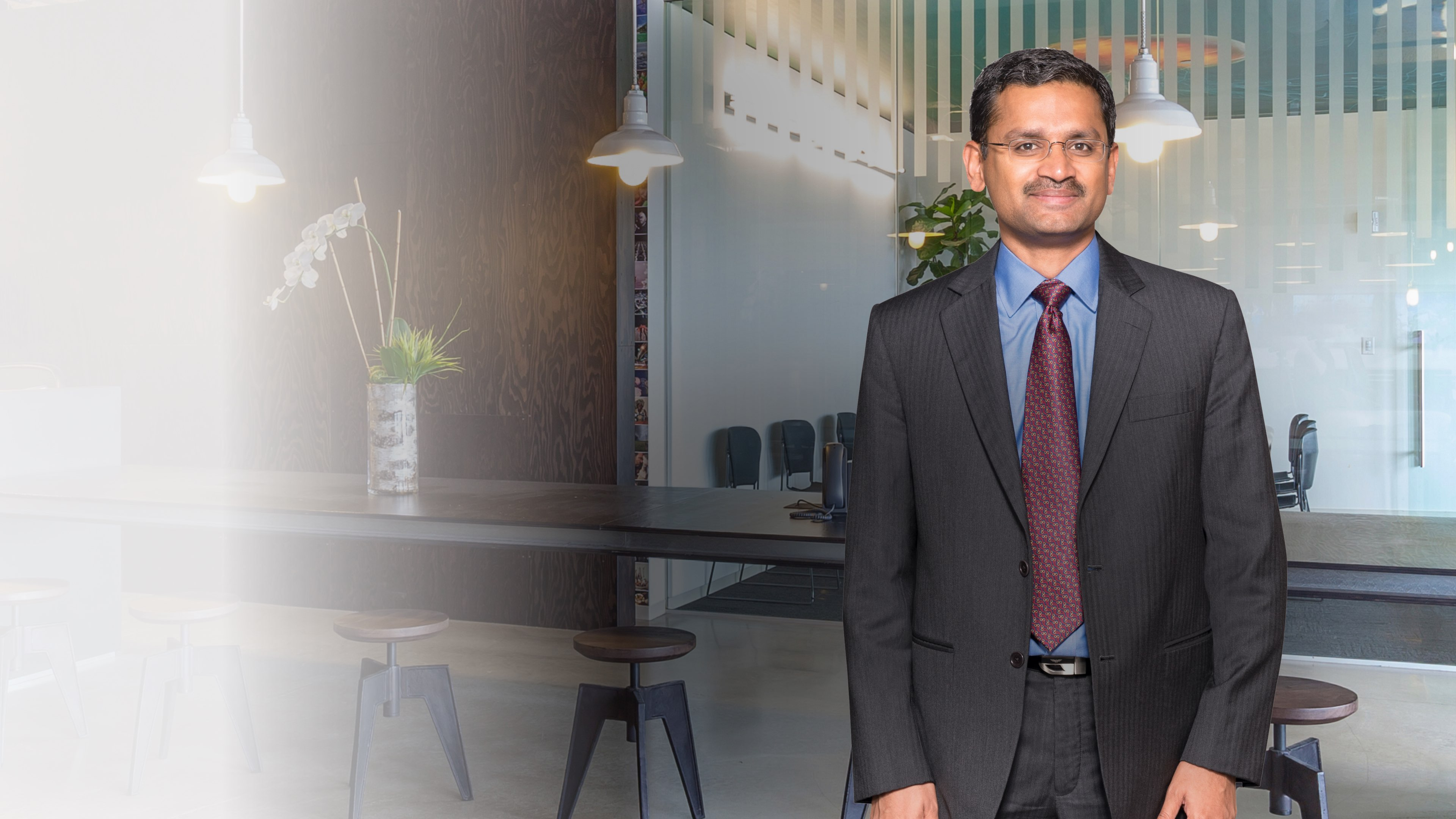 Rajesh Gopinathan - CEO & Managing Director, TCS