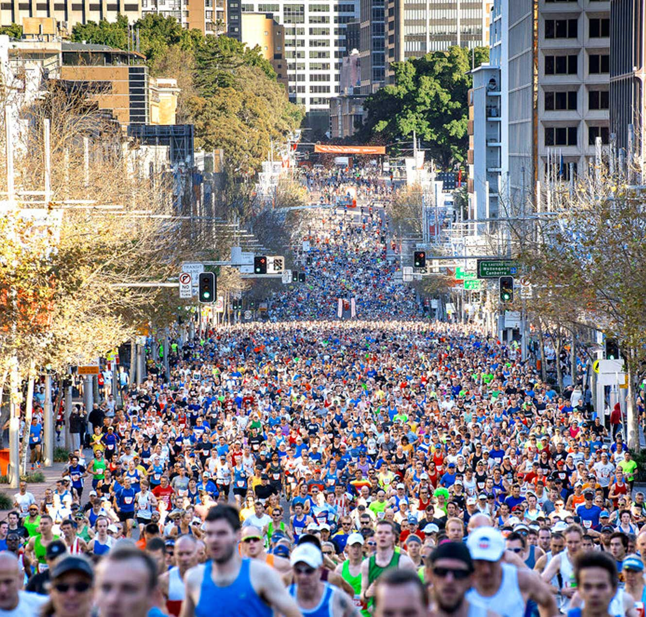 TCS to Support Participation by Indigenous Runners in Sydney's City2Surf, the World's Largest Fun Run