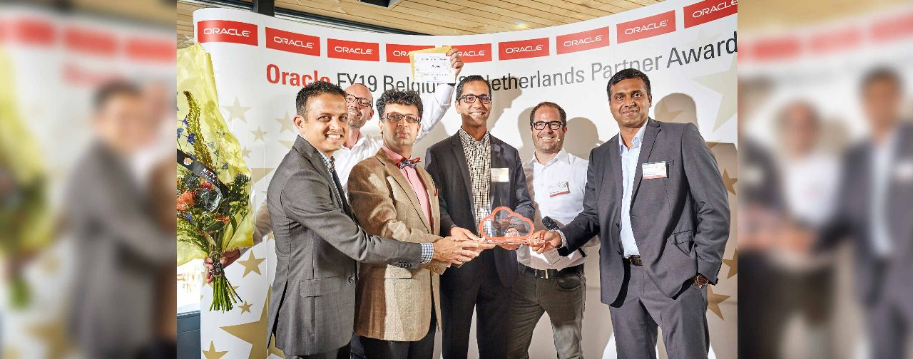 TCS Named Oracle's HCM Cloud Partner of the Year for The Netherlands