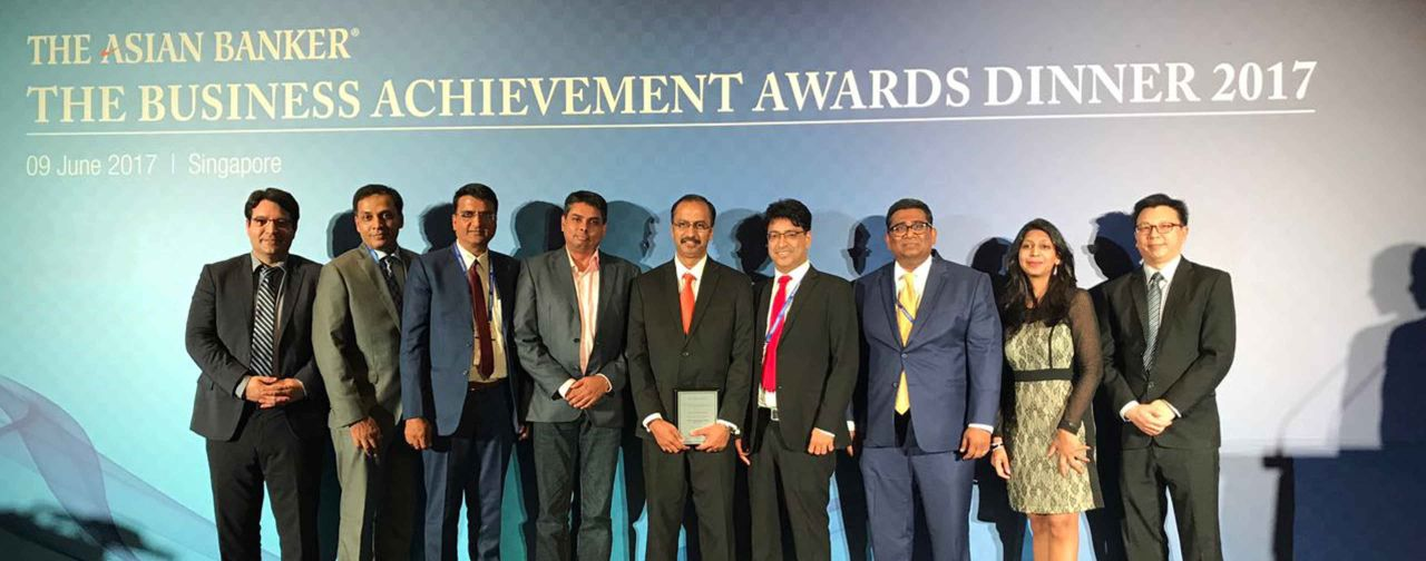 TCS bags multiple awards at the Asian Banker Technology Innovation Awards 2017