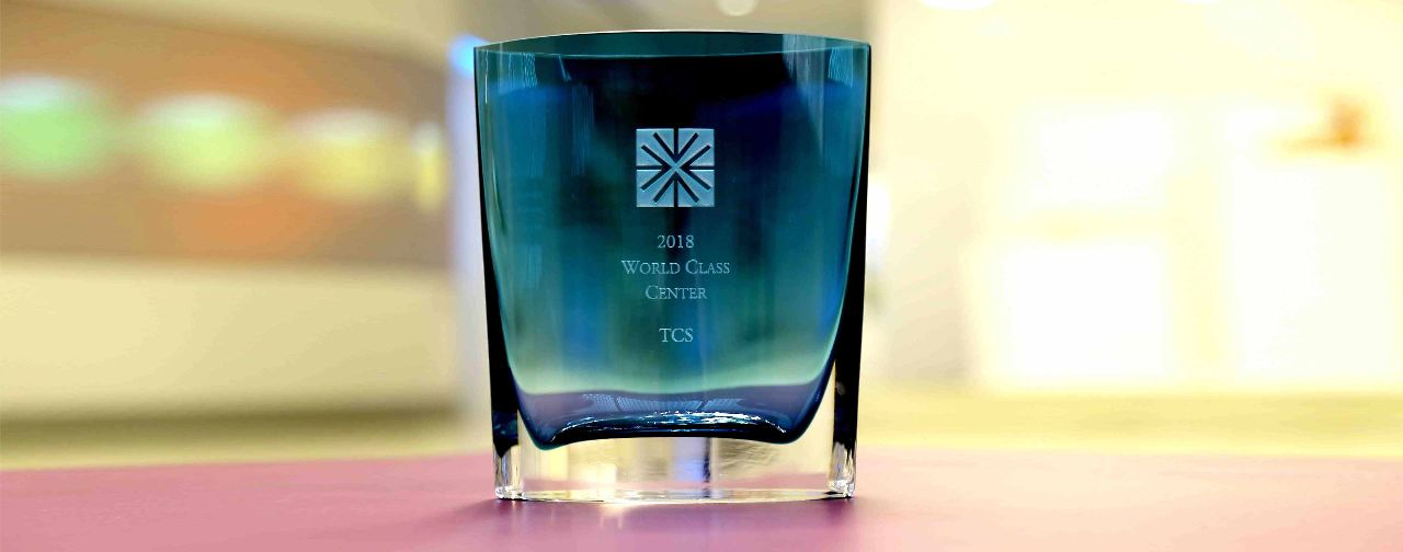 TCS wins 'World Class Center' award by ABPM
