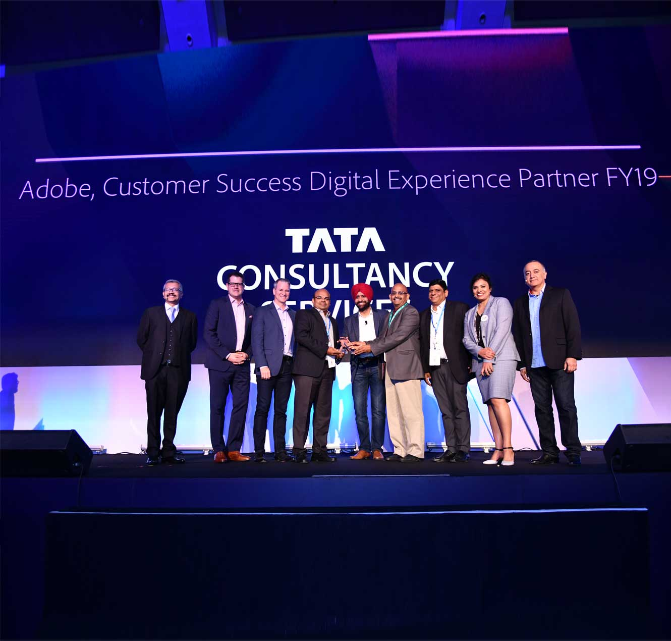 TCS Named Adobe Customer Success Partner of the Year