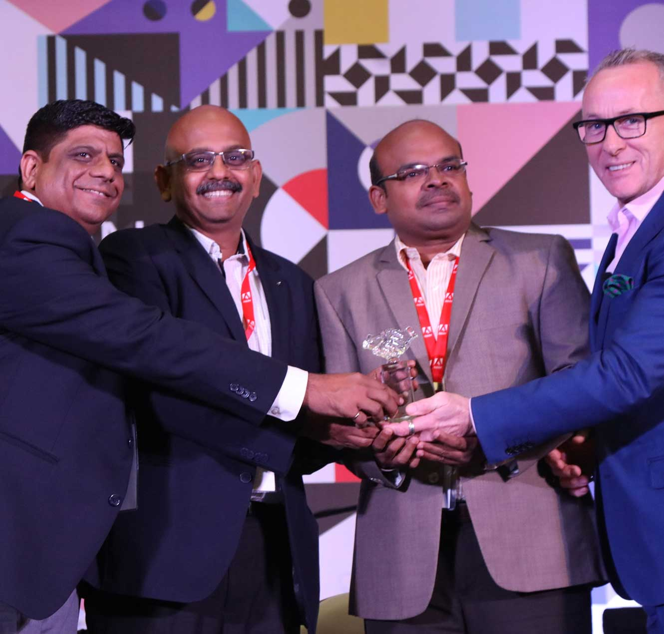 TCS Wins Adobe System Integrator Partner of the Year 2018 for India region