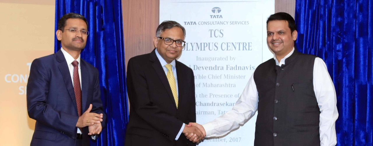 TCS inaugurates new facility in Mumbai