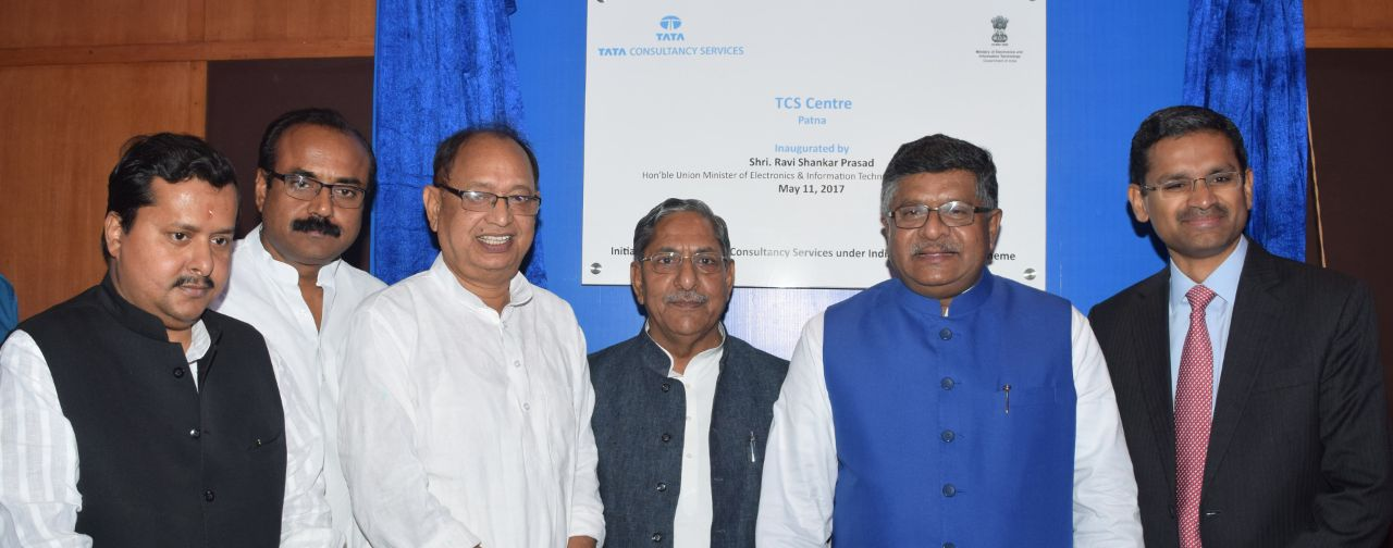 TCS launches new centre in Patna