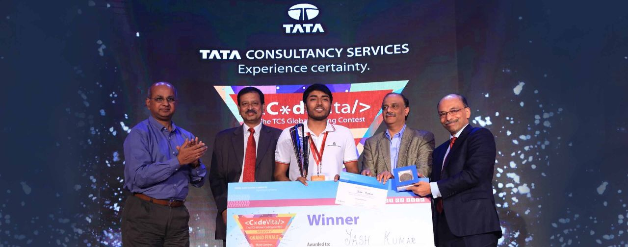 Over 1 Lakh students from across 63 countries participate in TCS Code Vita season VI