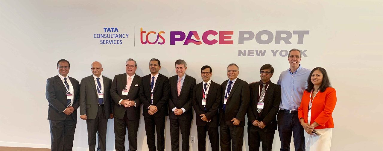 TCS Team at PACE NY Launch