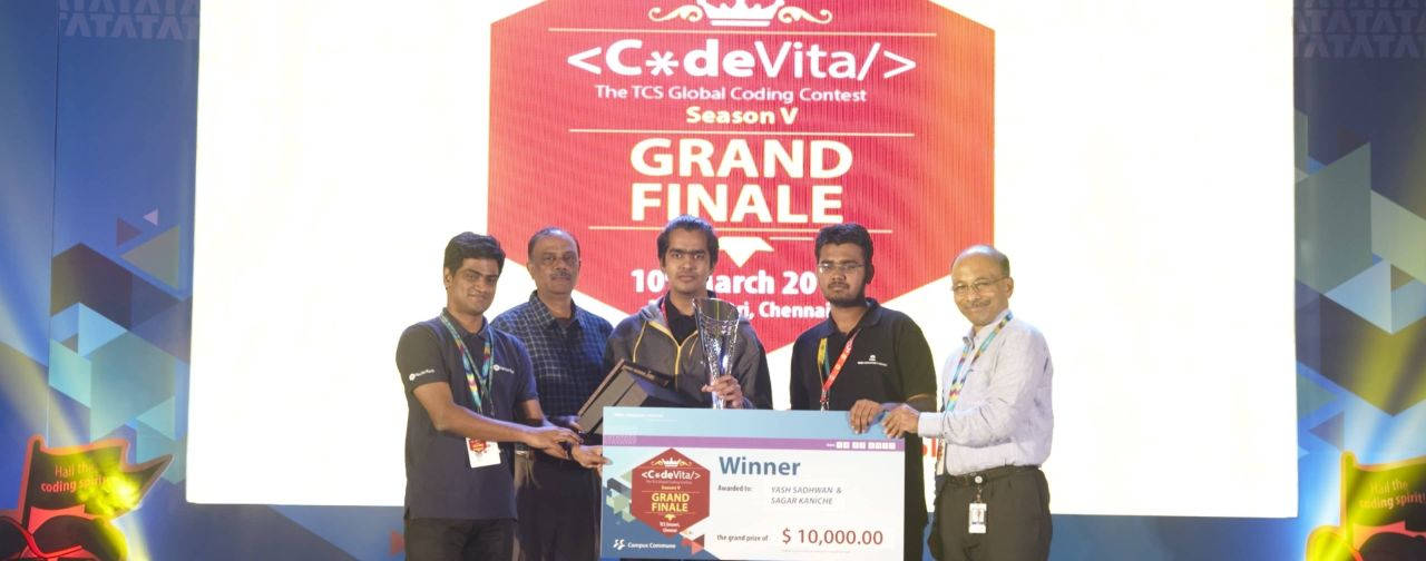 IIT Hyderabad emerge global champions of TCS CodeVita Season Five