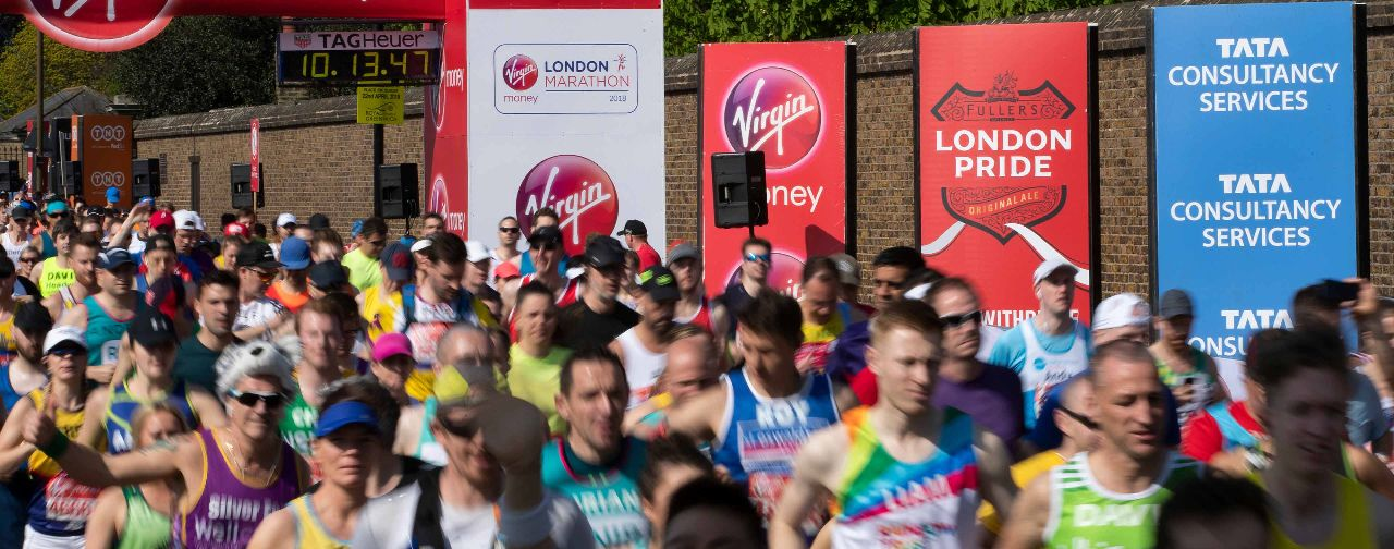 2018 Virgin Money London Marathon Official Race App breaks world record for marathon app download