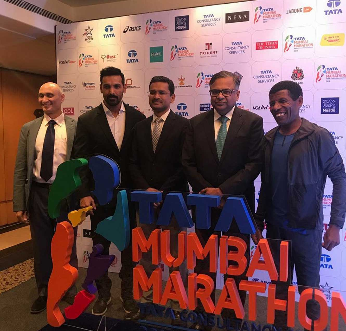 The Tata group to be title sponsor of Asia's most prestigious marathon for 10 years