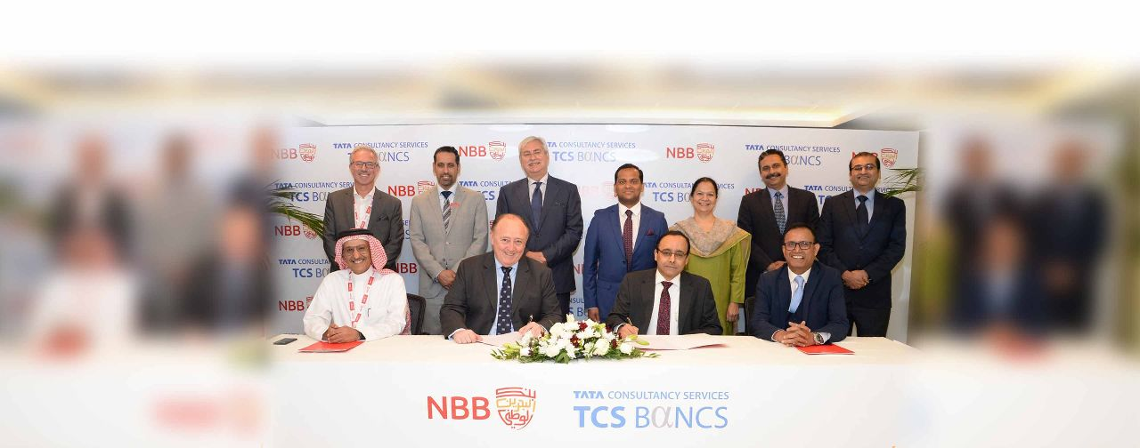 NBB Selects TCS BaNCS to Power Core Banking Transformation
