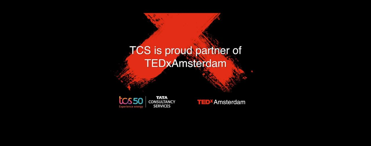 TCS partners with TEDxAmsterdam to explore digital's role in shaping our future