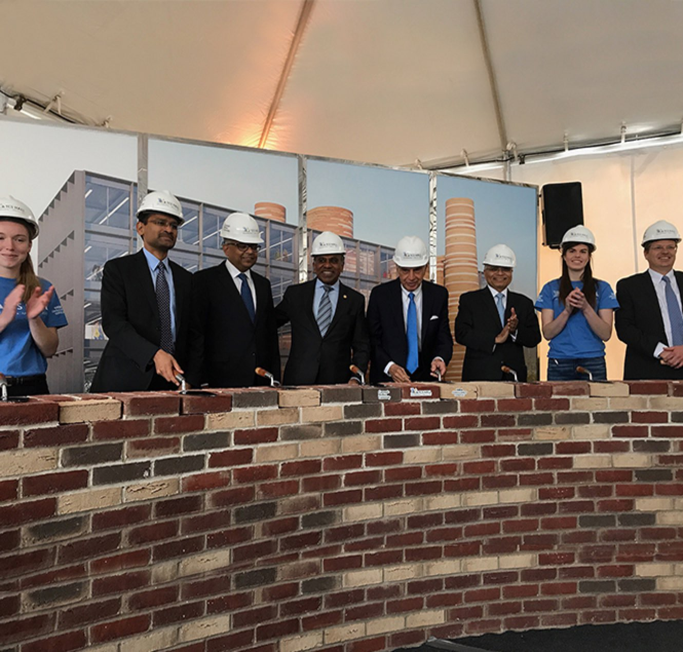 Carnegie Mellon University and TCS Break Ground on Global Research Facility in the US
