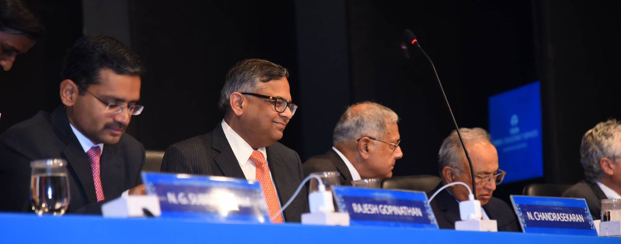 TCS' 22nd Annual General Meeting