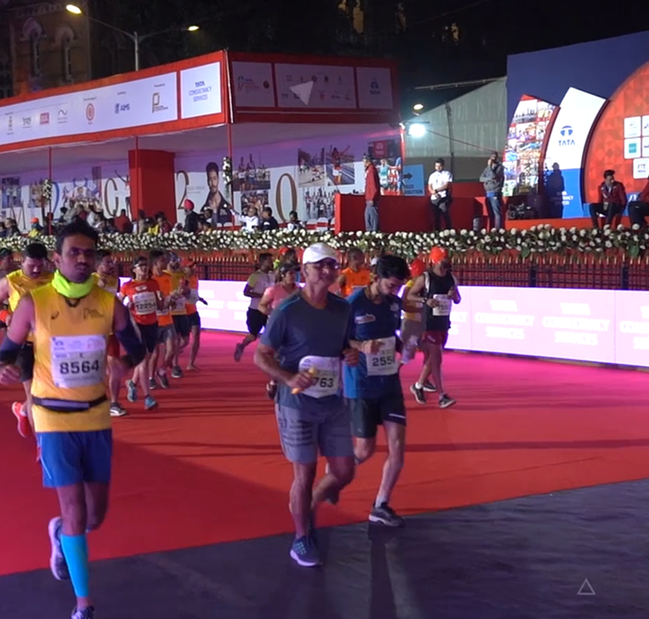 Tata Mumbai Marathon 2020 Highlights