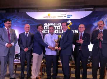 TCS' IoT Solutions Win the Emerging Digital Technologies Awards 2019