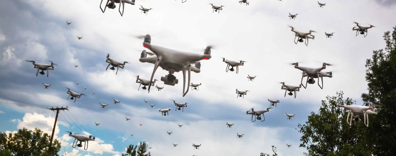 The Rise of Intelligent Drone Fleet Services