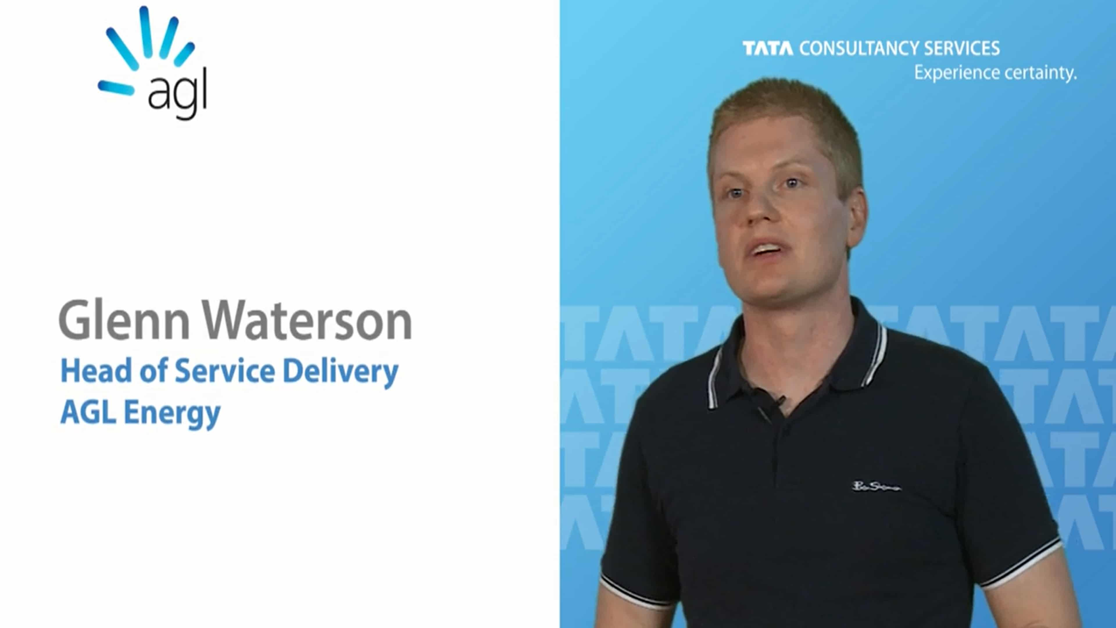 Agl Energy Relies On Tcs To Deliver Excellent Customer Experience