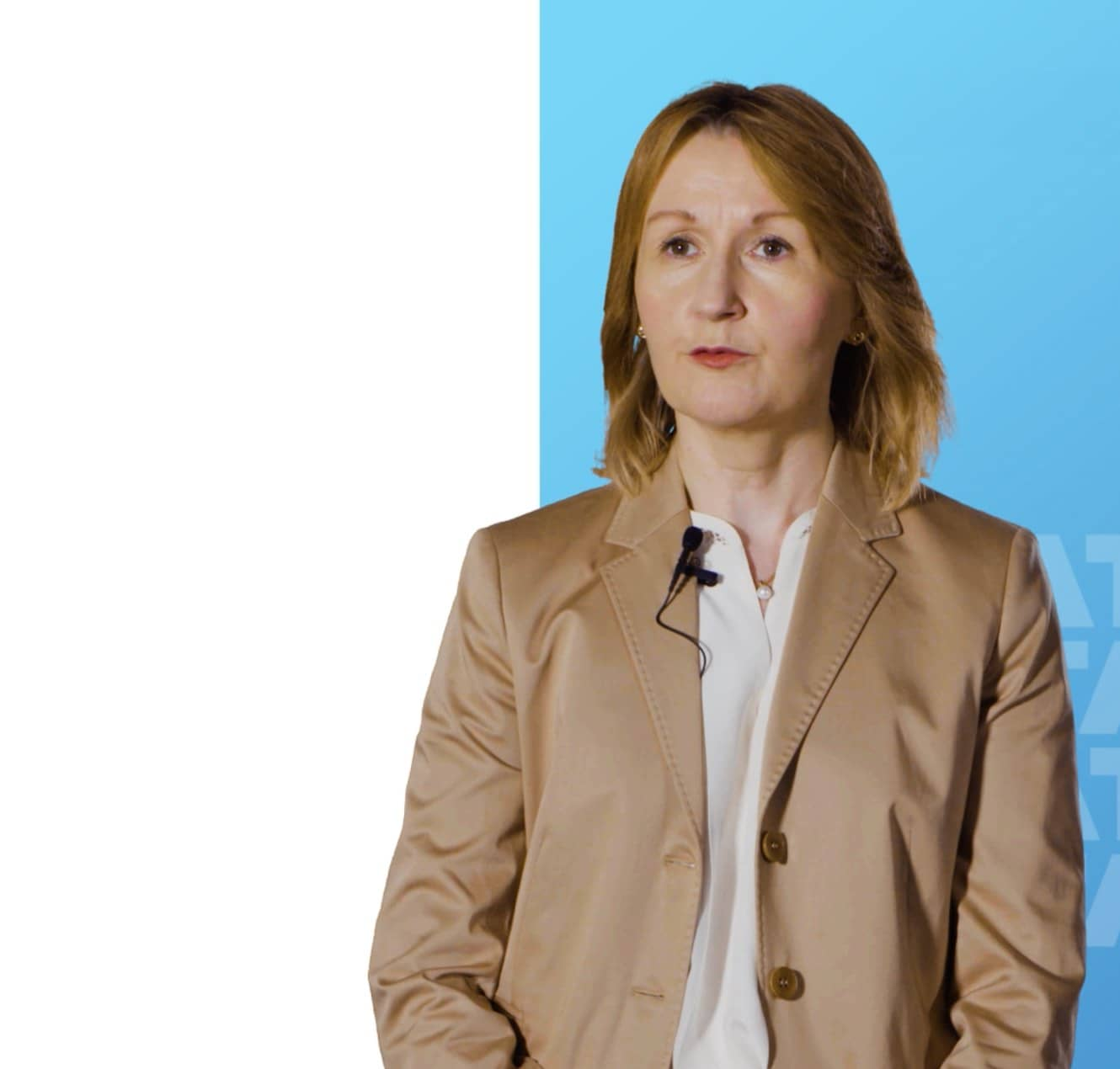 Sinéad Browne, Global COO AGCS, talks about their partnership with TCS