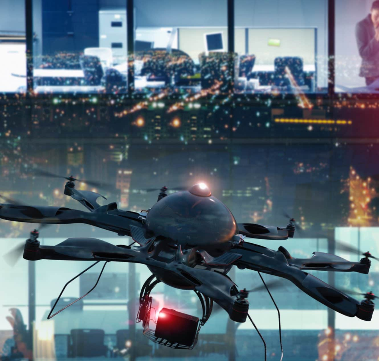 Drones for Insurance Business Operations