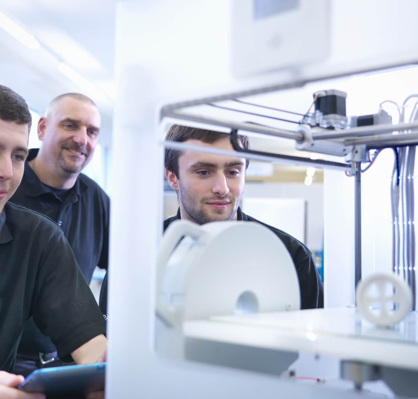 3-D Printing of Medical Devices