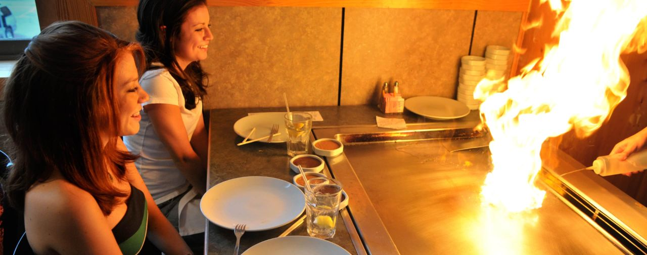 Visible Supply Chain Teppanyaki Style