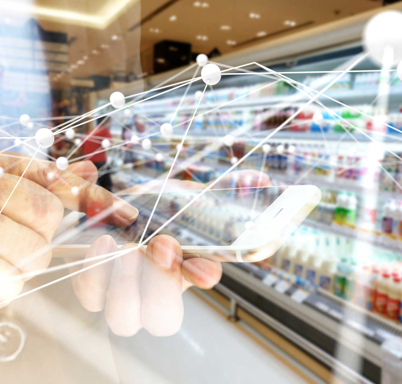 Retail store automation, next-gen retail store operations